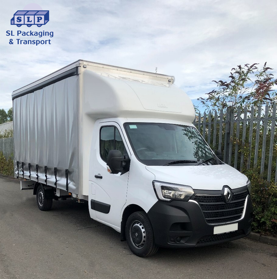 S L packaging & Transport new truck 2020